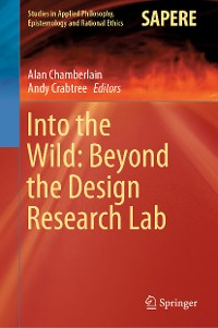 Cover Into the Wild: Beyond the Design Research Lab