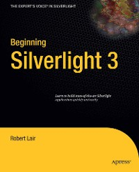 Cover Beginning Silverlight 3