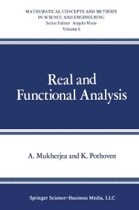 Cover Real and Functional Analysis