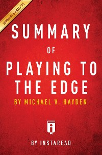 Cover Summary of Playing to the Edge