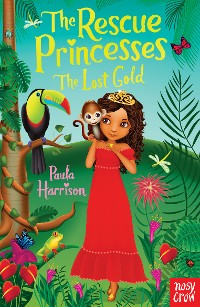 Cover The Rescue Princesses: The Lost Gold