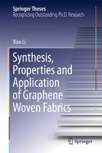 Cover Synthesis, Properties and Application of Graphene Woven Fabrics