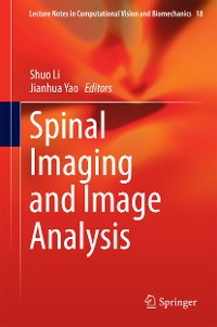 Cover Spinal Imaging and Image Analysis