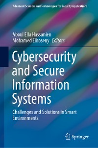 Cover Cybersecurity and Secure Information Systems