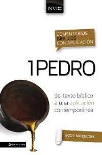 Cover Comentario biblico con aplicacion NVI 1 Pedro
