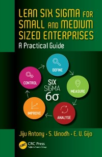 Cover Lean Six Sigma for Small and Medium Sized Enterprises