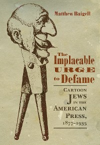 Cover The Implacable Urge to Defame