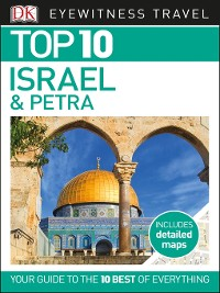 Cover DK Eyewitness Top 10 Israel and Petra