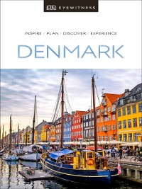 Cover DK Eyewitness Travel Guide Denmark