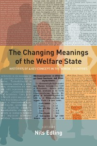 Cover The Changing Meanings of the Welfare State
