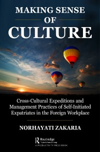 Cover Making Sense of Culture
