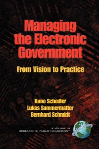 Cover Managing the Electronic Government
