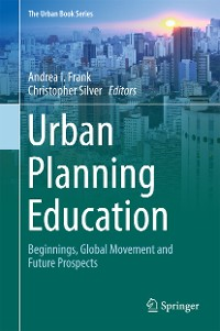 Cover Urban Planning Education
