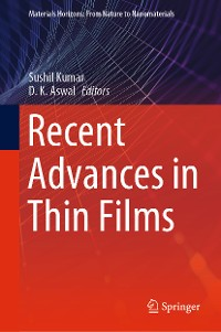Cover Recent Advances in Thin Films