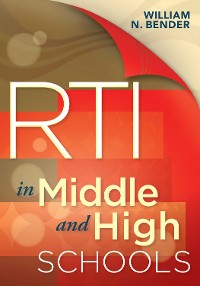 Cover RTI in Middle and High Schools