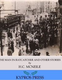 Cover Man in Ratcatcher and Other Stories