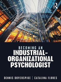 Cover Becoming an Industrial-Organizational Psychologist