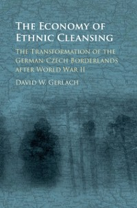 Cover Economy of Ethnic Cleansing