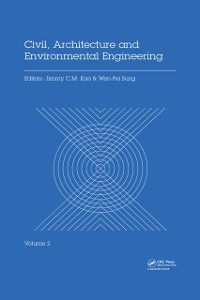 Cover Civil, Architecture and Environmental Engineering Volume 2