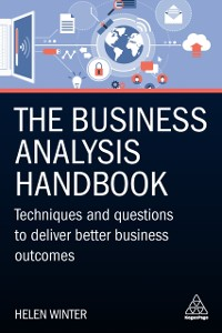 Cover Business Analysis Handbook