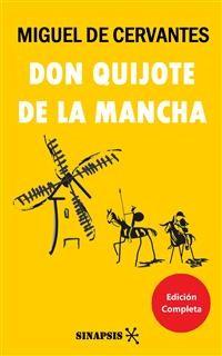 Cover Don Quijote de la Mancha
