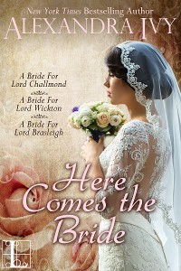 Cover Here Comes the Bride (bundle set)
