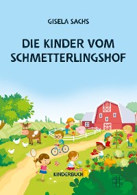 Cover Die Kinder vom Schmetterlingshof