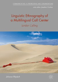 Cover Linguistic Ethnography of a Multilingual Call Center