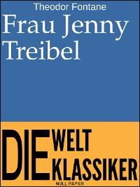 Cover Frau Jenny Treibel