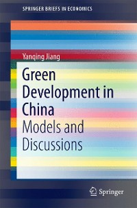 Cover Green Development in China