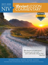 Cover NIV® Standard Lesson Commentary® 2019-2020