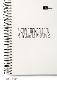 Cover A Comprehensive Guide on the Importance of Business