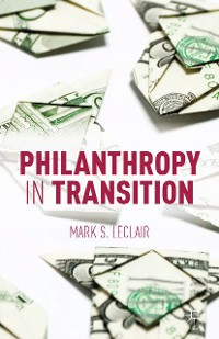 Cover Philanthropy in Transition