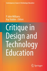 Cover Critique in Design and Technology Education