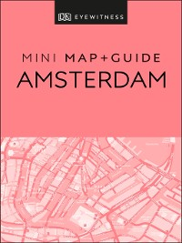 Cover DK Eyewitness Amsterdam Mini Map and Guide