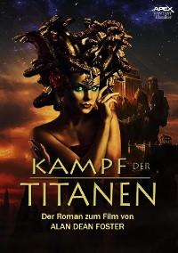 Cover KAMPF DER TITANEN