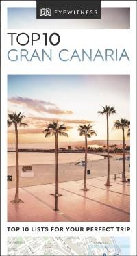 Cover DK Eyewitness Top 10 Gran Canaria