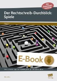 Cover Der Rechtschreib-Durchblick: Spiele