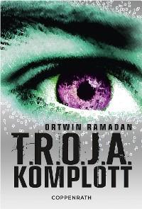 Cover T.R.O.J.A. Komplott