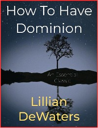 Cover How To Have Dominion