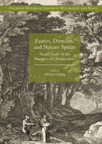 Cover Fairies, Demons, and Nature Spirits