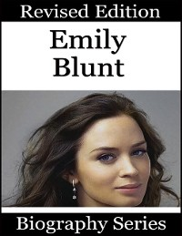Cover Emily Blunt - Biography Series