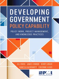 Cover Developing Government Policy Capability