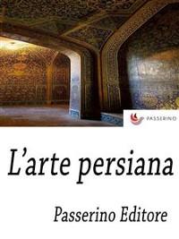 Cover L'arte persiana