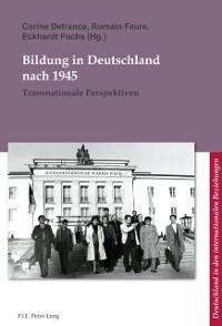 Cover Bildung in Deutschland nach 1945