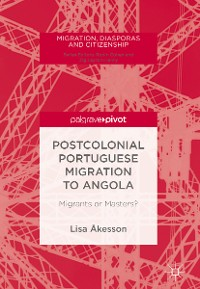 Cover Postcolonial Portuguese Migration to Angola
