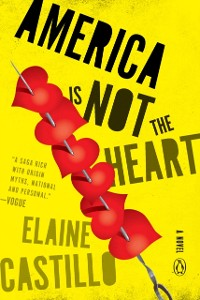 Cover America Is Not the Heart