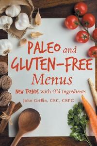 Cover Paleo and Gluten-Free Menus