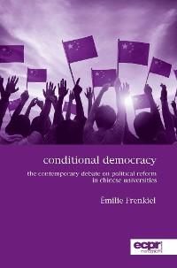 Cover Conditional Democracy