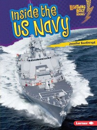Cover Inside the US Navy